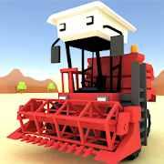 Blocky Farm Racing Mod Apk