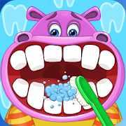 Children's doctor dentist Mod Apk