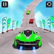 Mega Ramp Car Racing Stunts 3D Mod Apk
