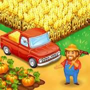 Farm Town Happy farming Day Mod Apk