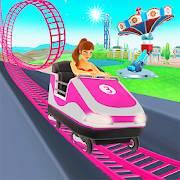 Thrill Rush Theme Park Mod Apk
