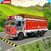 Indian Real Cargo Truck Driver Mod Apk