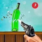 Real Bottle Shooting Mod Apk