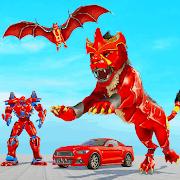 Lion Robot Car Game 2021 Mod Apk