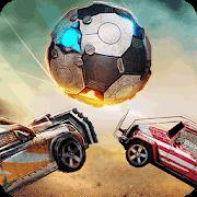Rocket Car Ball Mod Apk