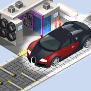 Idle Car Factory Mod Apk