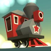 Brave Train Mod Apk