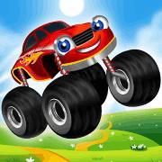 Monster Trucks Game for Kids 2 Mod Apk