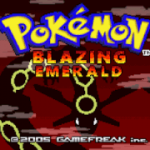 Pokemon Blazing Emerald